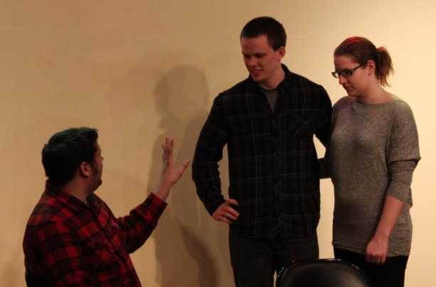 Improv scene templates: Third Wheel