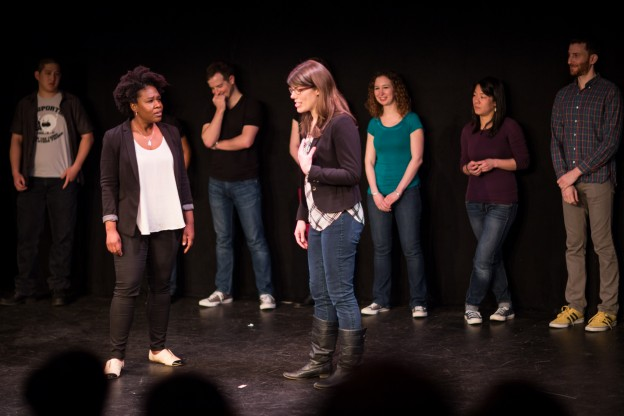 Why Isn't Your Improv Theater Diverse?